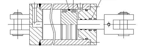 液压密封之油缸系列的密封件的优点与缺点(六)